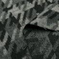 Твид шерстяной (серый собачий зуб) (007482)