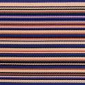 Дюшес шелковый (розовато-синие горизонтали) (008986)