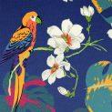 Трикотаж вискозный (райский попугай) (009232)