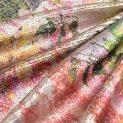 Пайетки на сетке (розовое волшебство) (009290)