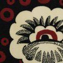 Крепдешин шелковый, именной Valentino (сюрреальный сон) (009537)