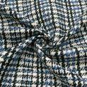 Креп шелковый костюмный (пье-де-пуль, ниагара) (010213)