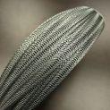Косточка спиральная, металл, 9х0.9мм (Wissner) (004687)