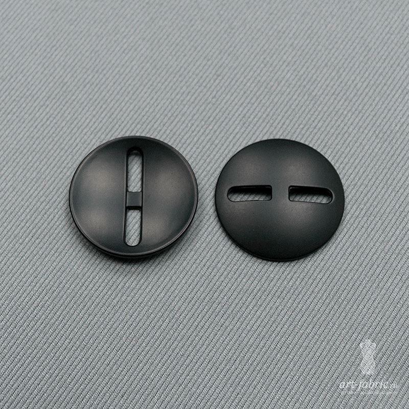 61e030bd8add Купить Пуговица металлическая 30 мм (матовый черный цв) (008766) в ...